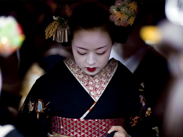 Gion-Geisha District