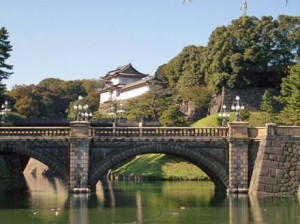Tokyo Imperial Palace Plaza | Residence of Imperial Family