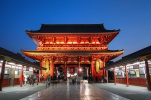 Japan travel guide: Sensoji Temple
