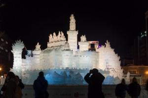Hokkaido Snow Festival Tour