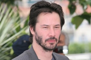 Keanu Reeves in Tokyo to promote new film based on Japanese story