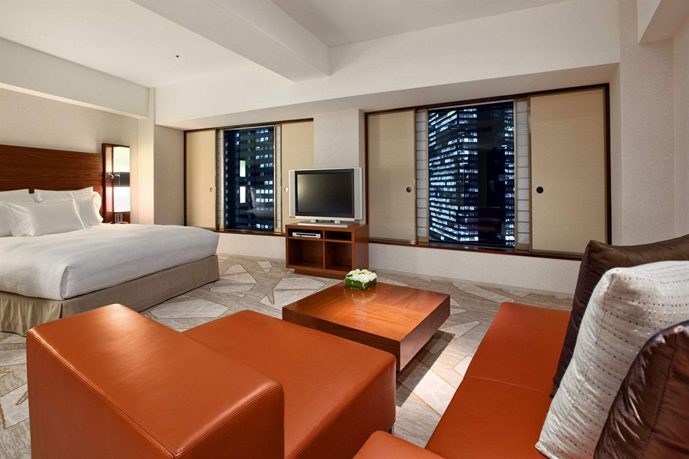 Tokyo Hilton Hotel