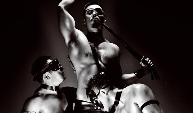 Black Ball<br><small>The Gay Underworld in Japan</small>