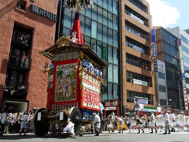 Kyoto Gion Festival