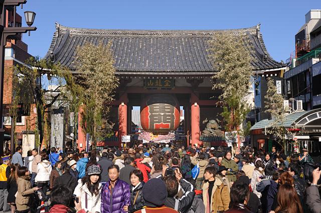 Tokyo Sasakusa | Visit Sensoji Temple