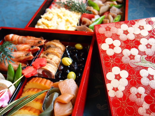 Osechi Ryori - Japanese New Year's Cuisine