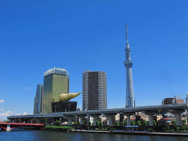 Japan travel guide: Tokyo Skytree
