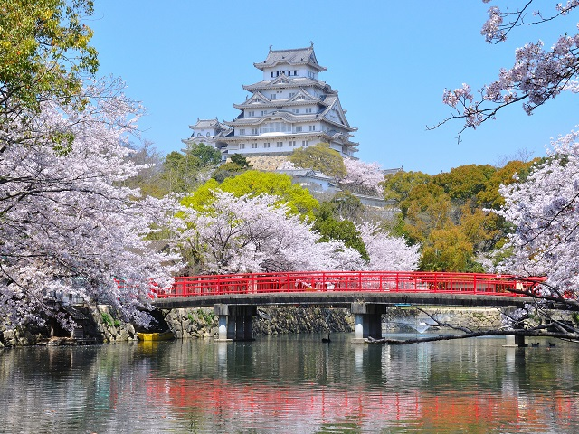 Japan travel guide: The history of Himeji Castle