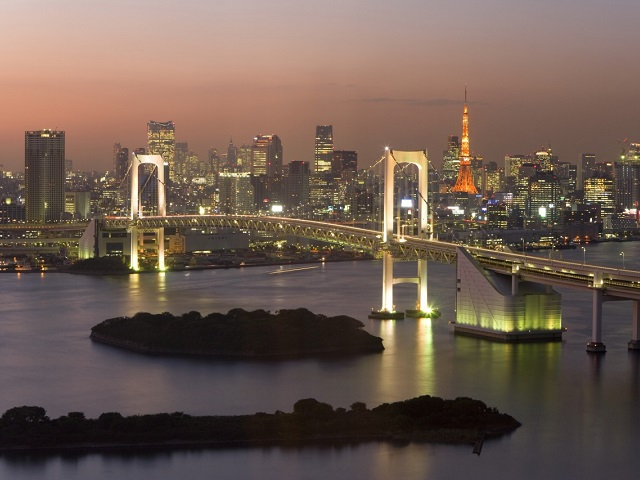 Travel to Tokyo for a Grand Tour of Japan
