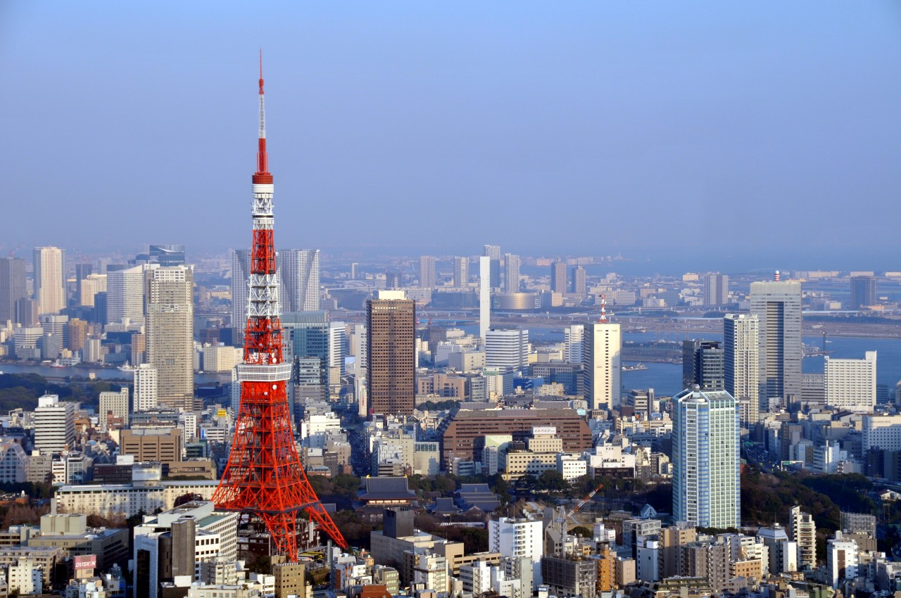 Tokyo dominated World City Rankings