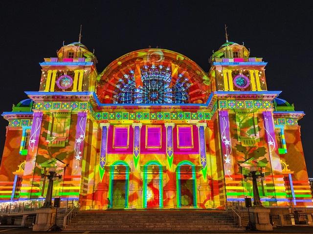 Osaka Hikari Illumination