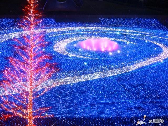 Go and See Xmas Illumination in Tokyo