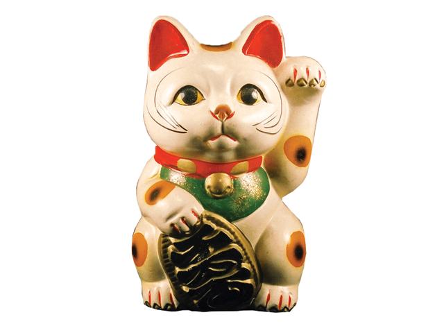 Maneki Neko(Fortune Cat)