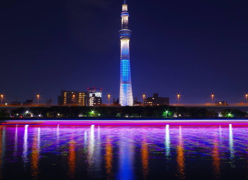 Cities Shining at Night