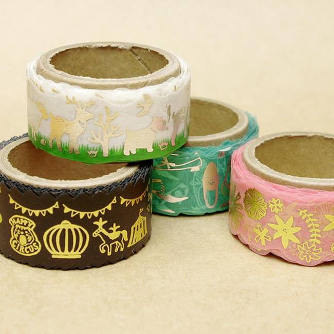 Popular Japanese Washi Tape