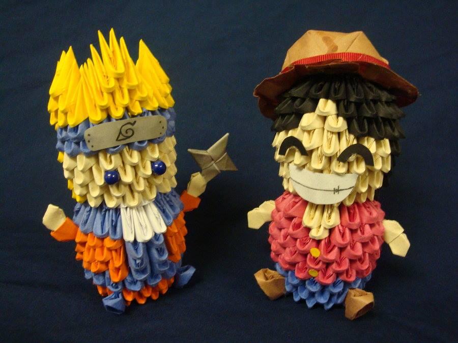 Block Origami