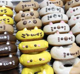Adorable Animal Donuts to Sweeten Your Day