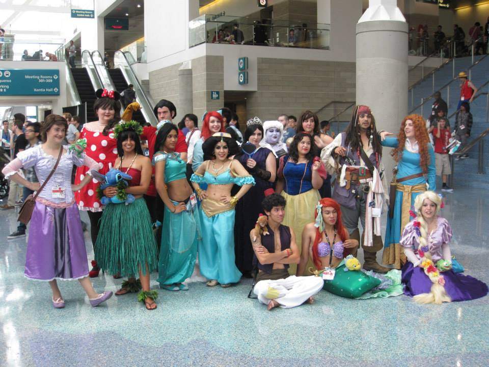 My Experience at Anime Expo