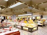 Department Store Basement Shopping