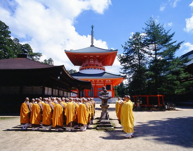 Mt. Koya and Shukubo experience