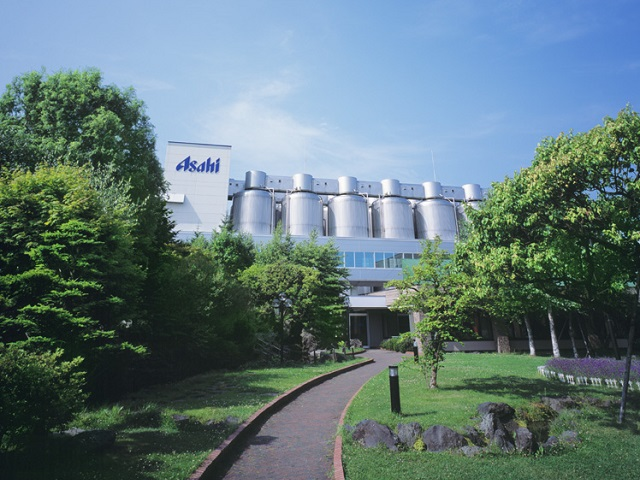 Asahi Beer Factory