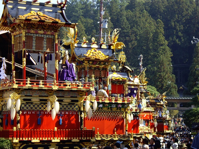Takayama Festival Tours