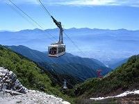 Mt. Komagatake Aerial Cableway