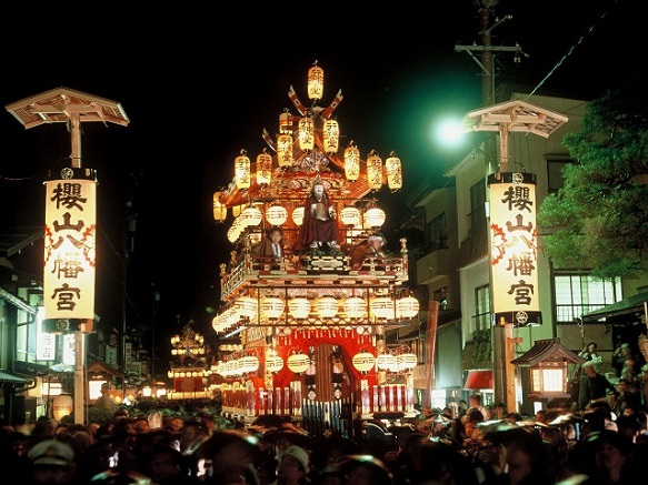 Gifu | Festivals and Events