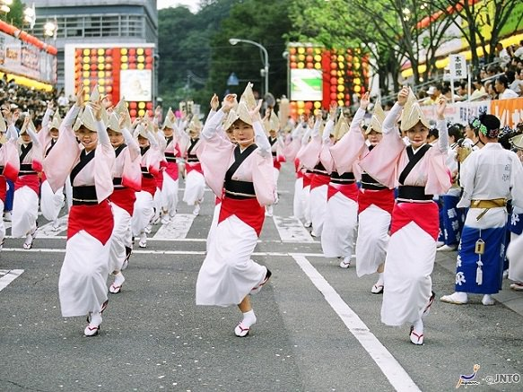 Tokushima | Festivals and Events
