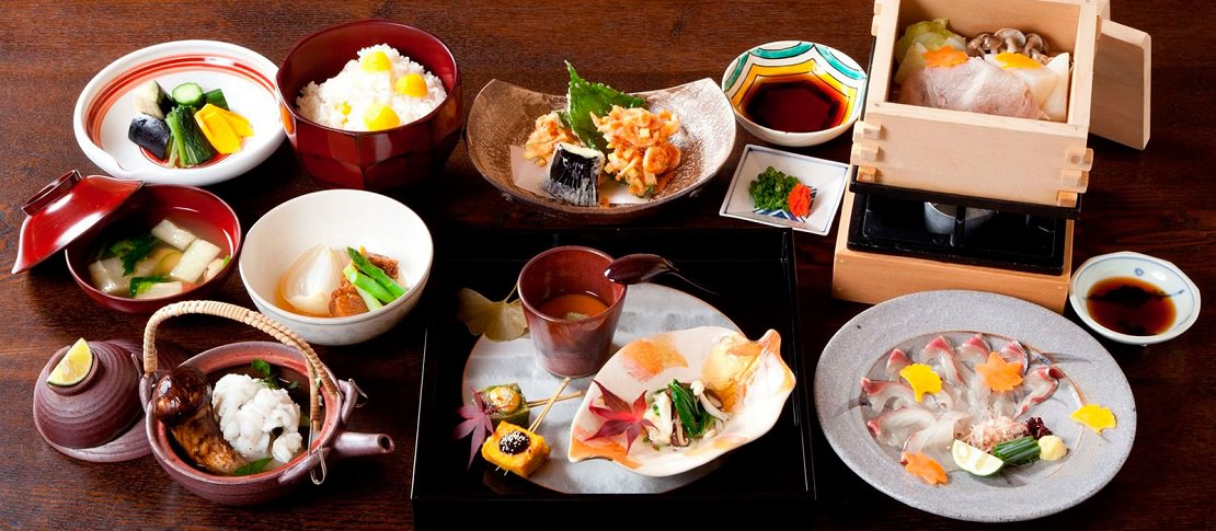 Japanese Traditional Cuisine