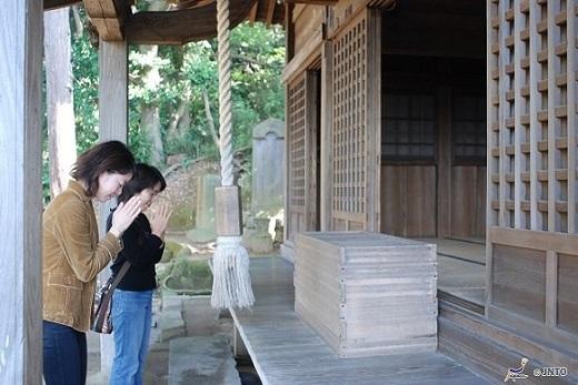 Japanese Shrine | General Information