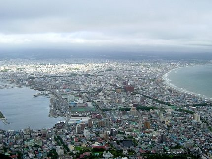 Hokkaido Hakodate | Spectacular Views and Seafood