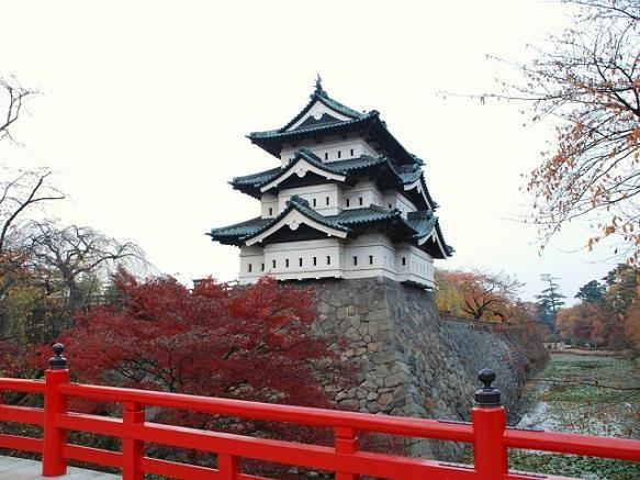 Aomori Hirosaki Castle | Tsugaru Clan Castle