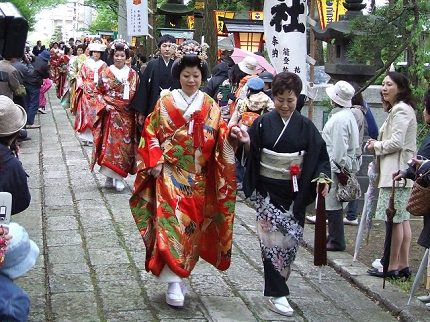 Japan's Unique Bride-Seeing Festival | Akita