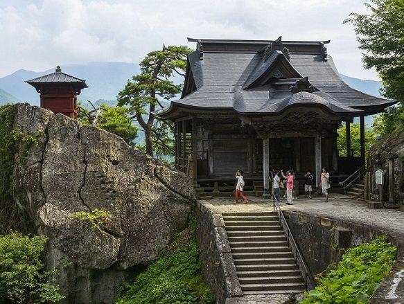 Yamagata Yamadera | Mountain Temple