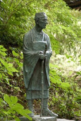 Yamagata Yamadera | The famous poet Basho