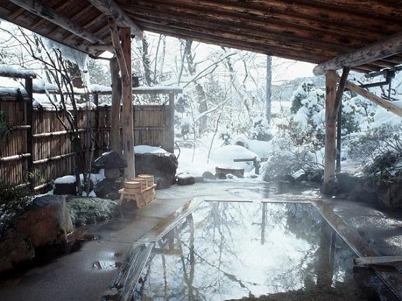 Rejuvenating Hot-Springs Baths | Miyagi