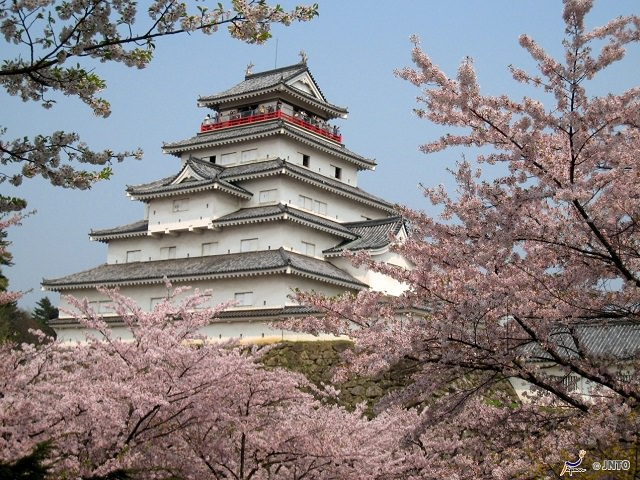 Fukushima Tsuruga Castle