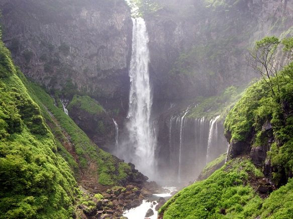 Tochigi Magnificent Waterfall