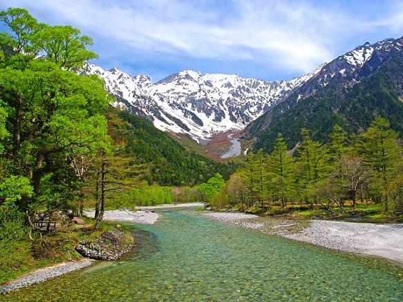 Japan Alps | Adventure through the Rocky Mountains