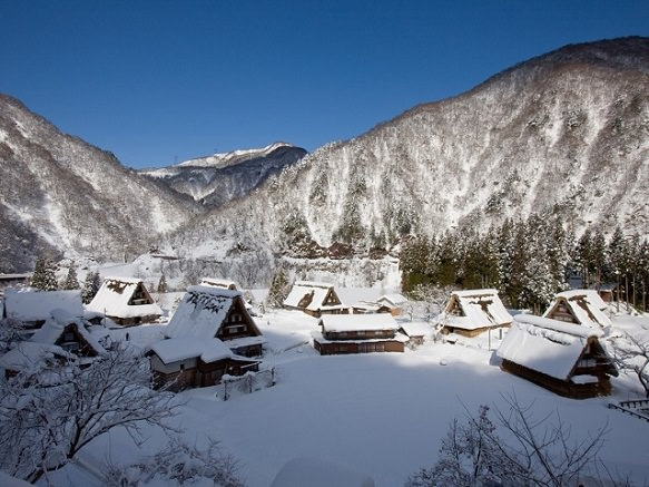 Toyama Gokayama | Experience an Overnight Stay in a Traditional Home