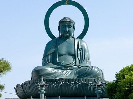 Toyama Takaoka Big Buddha | A Town of Copper