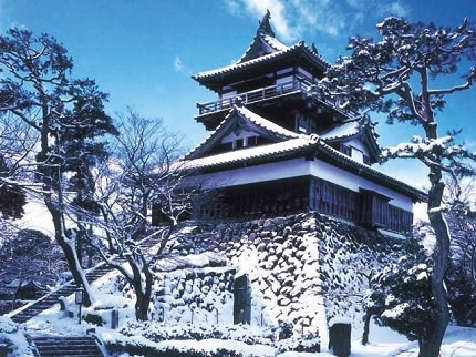 Fukui Maruoka Castle | Oldest Donjon (Fortified Tower) in Japan