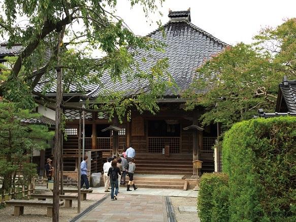 Ishikawa Ninja Temple
