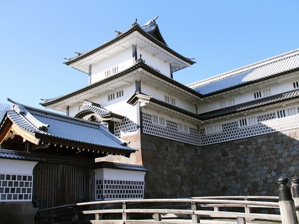 Kanazawa Castle | Japan's Second Largest Feudal Domain