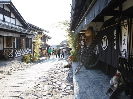 Magome | Beautifully Restored Mountain Town in the Kiso Valley