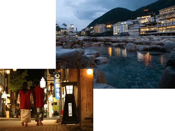 One of the Top 3 Hot-Springs in all Japan | Gifu