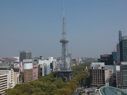 Nagoya TV Tower | Japan's Oldest TV Tower