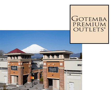 Premium Outlets featuring Internationally Known High-End Brands & Stores