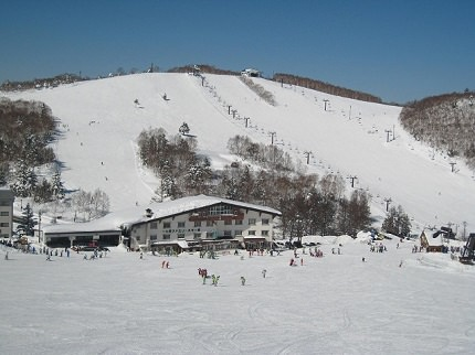 Nagano Shiga-Kogen Highlands | Back to the 1998 Olympics